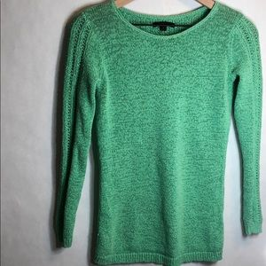 Rachel Zoe Green Knit Sweater